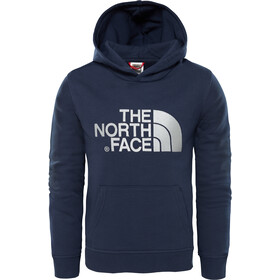 The North Face Drew Peak Sweat à capuche Enfant, cosmic blue/high rise gr